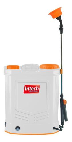 pulverizador 20l costal bateria elétrico gpe2000 intech