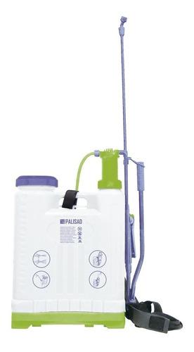 pulverizador agrícola bomba manual 20 litros 647858 palisad