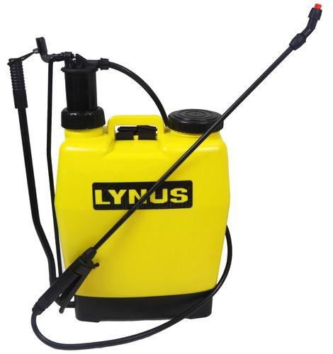 pulverizador costal 20 litros com filtro macrotop completo!