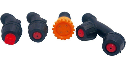 pulverizador costal 20l c/ 4 bicos gp2000 intech machine