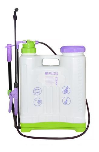 pulverizador costal agricola 20 l palisad