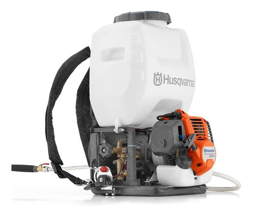 pulverizador costal motorizado gasolina husqvarna 321s15 15l
