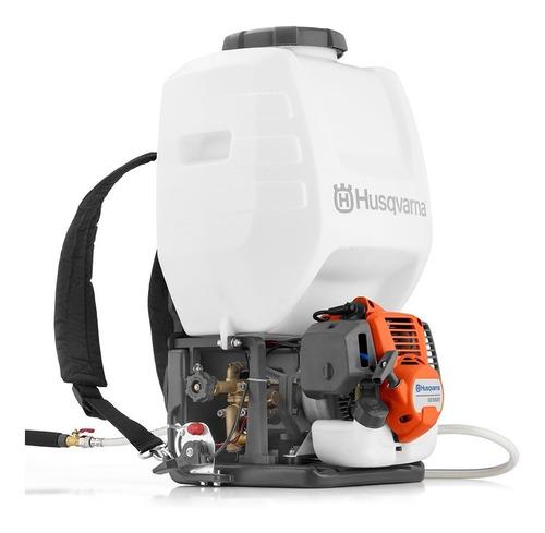 pulverizador costal motorizado gasolina husqvarna 321s25 25l