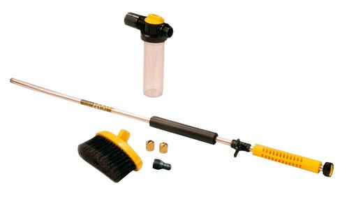 pulverizador de agua de alta presión, lavado auto y jardin