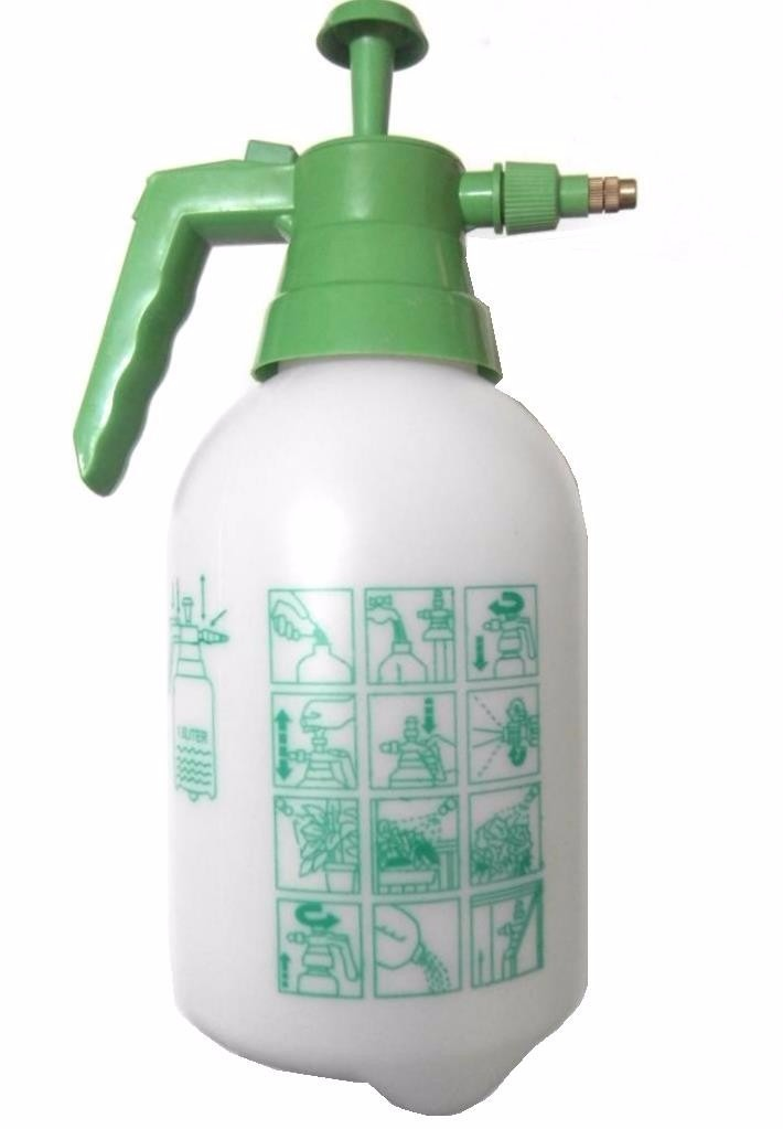 Pulverizador de gua manual bomba regul vel 1 litro r for Bomba de agua manual
