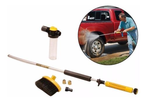 pulverizador de agua power water zoom, lavado auto y jardin