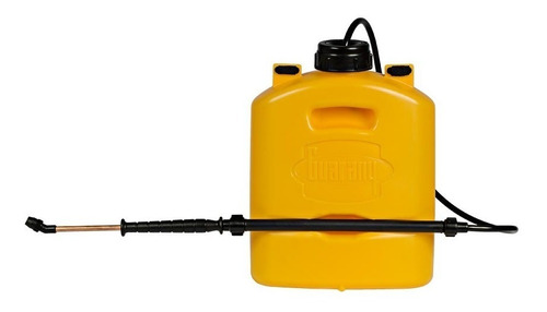 pulverizador de alta pressão 5l costal guarany