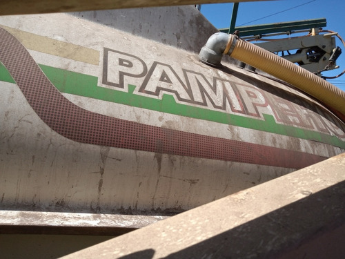 pulverizador de arrastre marca pampero 3000 l 20 m
