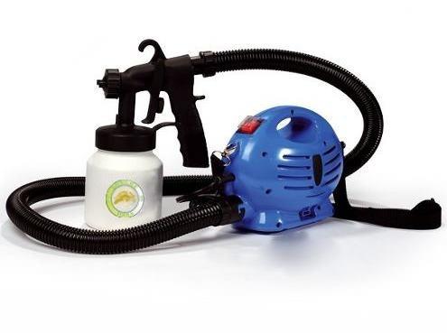 pulverizador de tinta eletrico pistola de pintura 110v