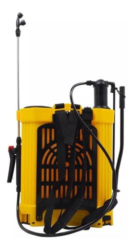 pulverizador elétrico bomba veneno costal bateria lynus