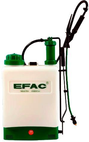 pulverizador fumigador a presión tipo mochila 20 litros efac