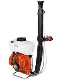 pulverizador / fumigador garden pro, a nafta, 41.5cc, 26lts