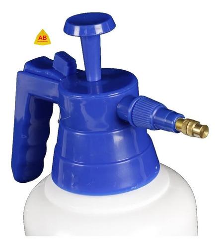 pulverizador fumigador manual a presion 1,5 l con gatillo f