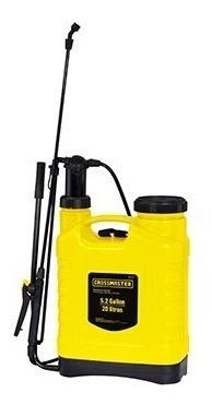 pulverizador fumigador mochila presion crossmaster 20 lts
