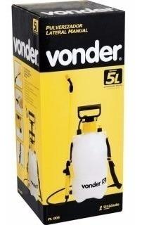 pulverizador lateral 5 l manual pl 005 vonder frete gratis