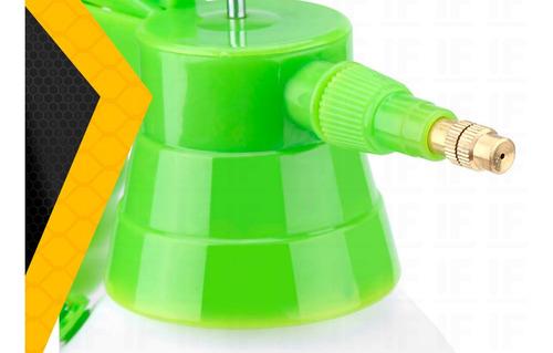 pulverizador manual 2 litros compressão previa jardim