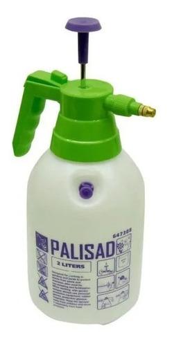pulverizador manual 2 litros de compressão palisad