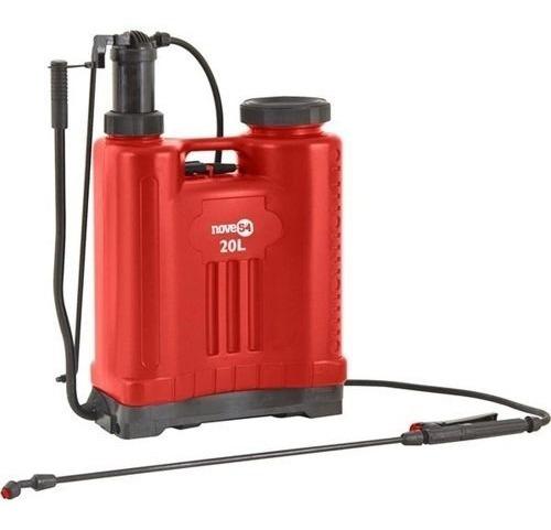 pulverizador manual costal 20 litros nove54 fretegratis