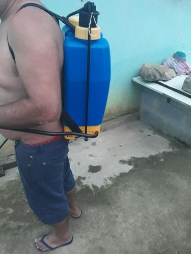 pulverizador manual garthen mpm-20 cinta costal 20 litros ma