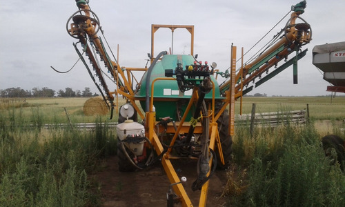 pulverizador praba de arrastre modelo andariego 3500