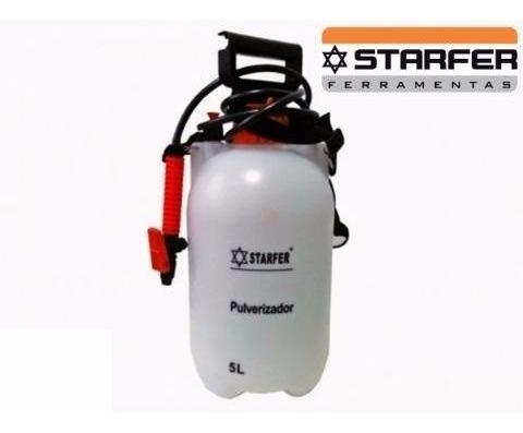 pulverizador starfer 5 litros manual