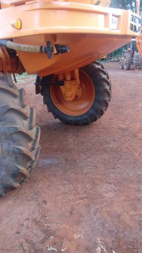 pulverizador uniport jacto ej grãos 2500 l ano 2004 revisado