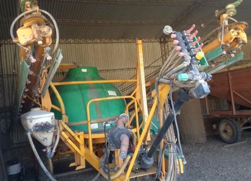 pulverizadora de arrastre praba ar- 3800