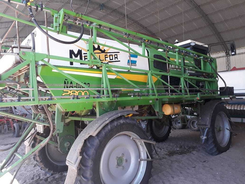 pulverizadora metalfor 2800 25 metros año 2007