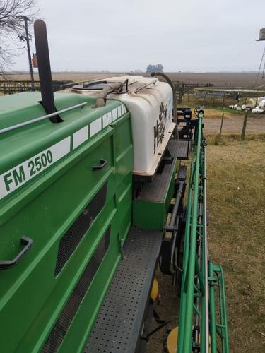 pulverizadora metalfor fm 2500 usado