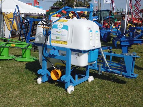 pulverizadora tractoelevador segadora atomizadora fertilizad
