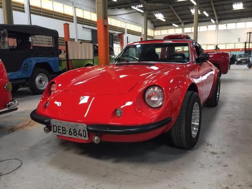 puma - 1975 - 1.600 vw - vermelha