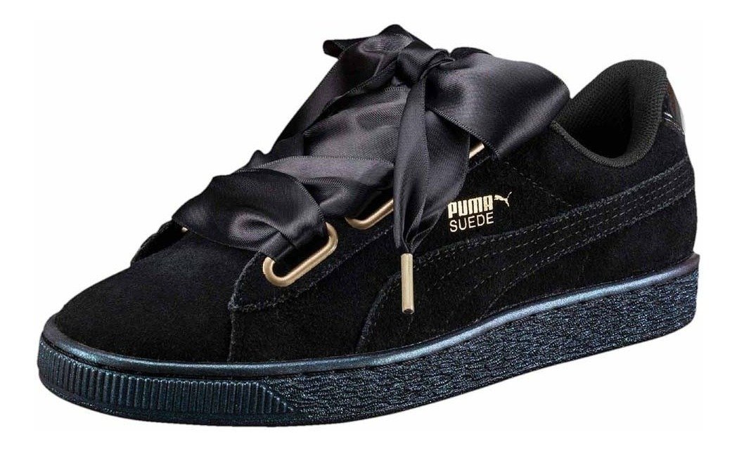 hot sales c0b69 8781c Puma Basket Heart No Fenty Rihanna