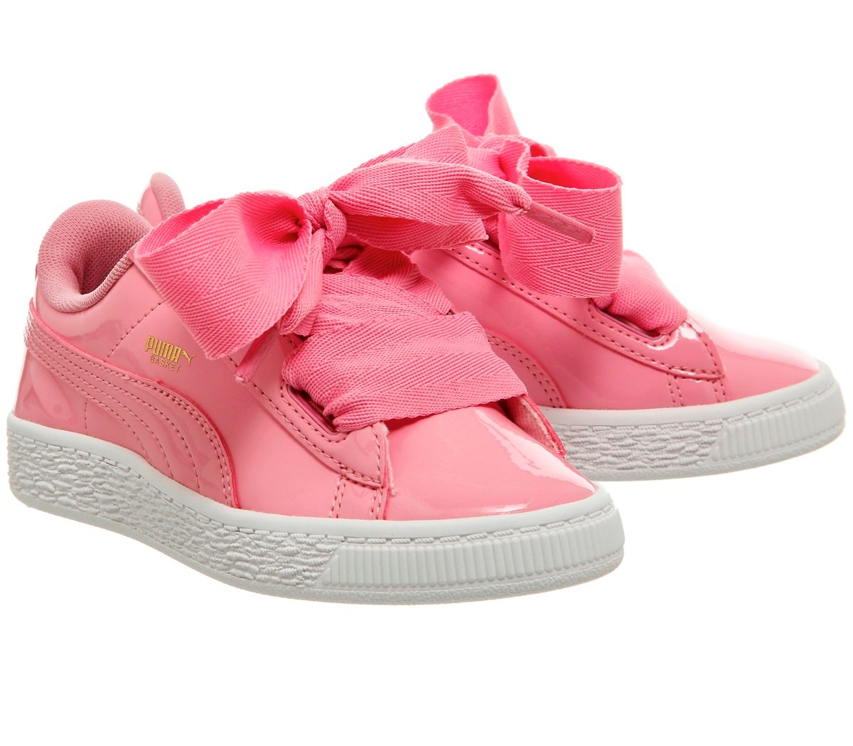 puma basket heart pink rosa env o gratis tipo fenty. Black Bedroom Furniture Sets. Home Design Ideas
