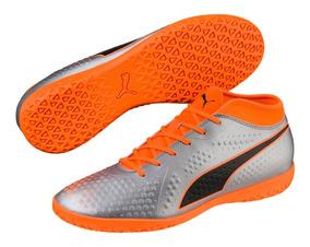 98baa40af6f6a Mizuno Botines Futbol - Botines Futsal para Adultos Plateado en Mercado  Libre Argentina