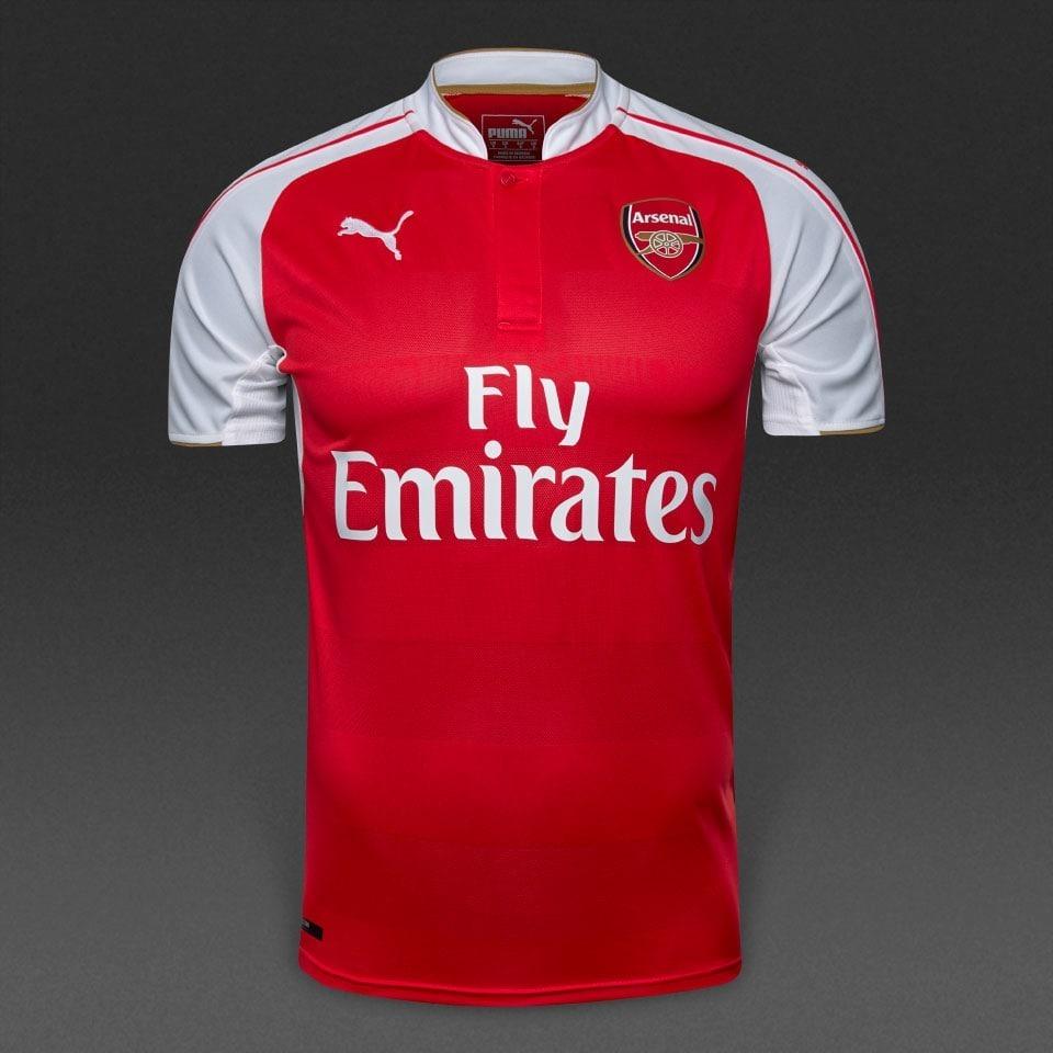 Puma Camiseta Fútbol Arsenal Football Club 747566 01 -   30.000 en ... 1e22ff6ca85d5