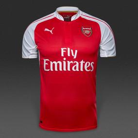 46ed4de33e432 Camiseta Arsenal 2014 - Camisetas de Fútbol en Mercado Libre Chile