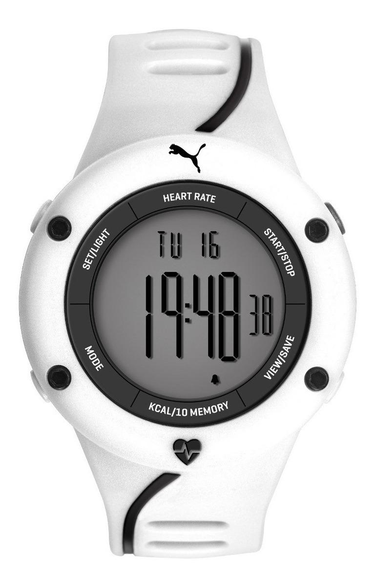 reloj blanco hombre puma