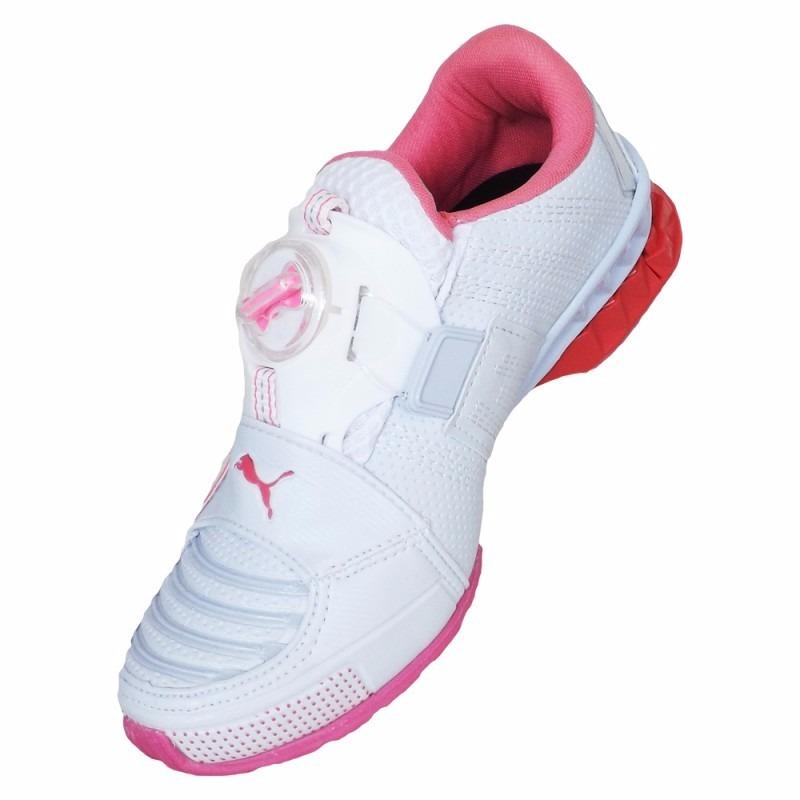 puma disc feminino rosa