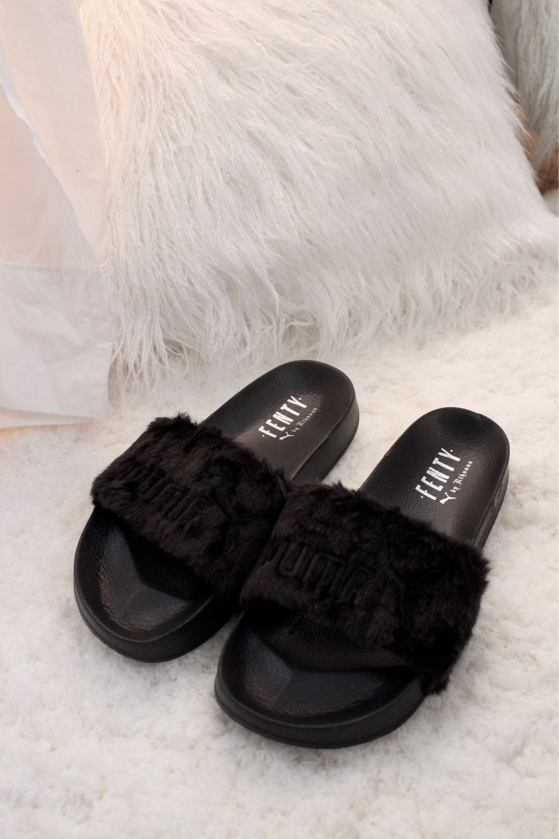 b946f9dc puma fenty by rihanna sandals mujer sandalias originales. Cargando zoom.
