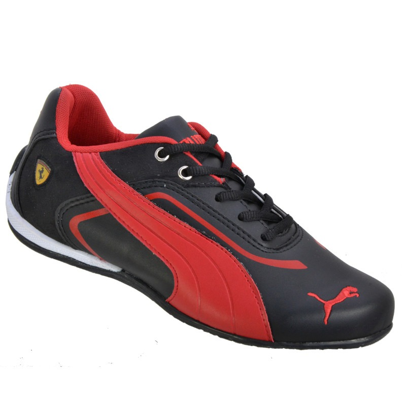 7d1a159f229 Puma Ferrari Replicat Low Nm Casual