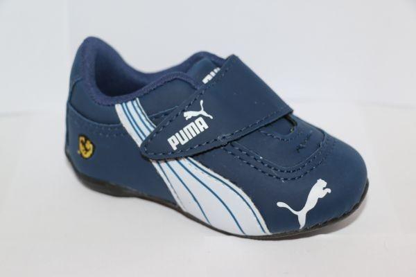 c85412cb0140a Puma Ferrari Velcro Bebe Menino Promoção - R  56
