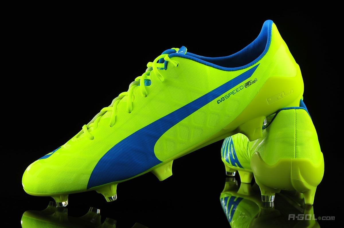 Puma Futbol Evospeed Sl-s Fg 103731 01 -   60.000 en Mercado Libre 5503e9efc88d3
