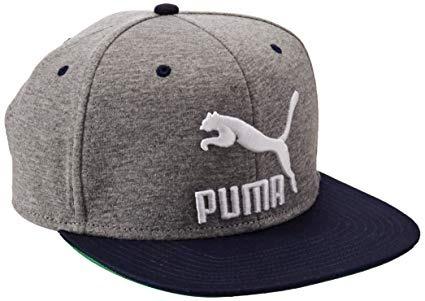 Puma Gorra Puma- Ls Colourblock Snapback Para Hombre Color G ... a7f935b59ca