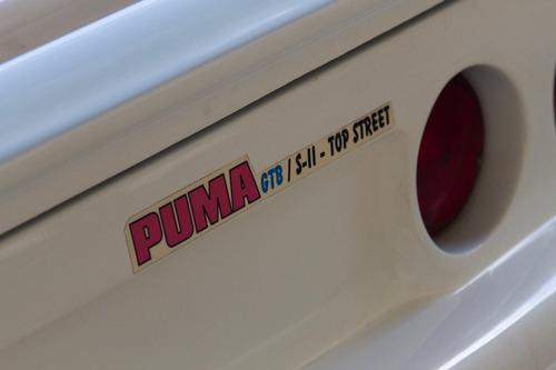 puma gtb 1979 - 6cil de opala