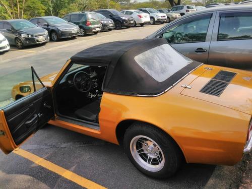 puma gts 1978 com ar condicionado motor 1.900 gasolina
