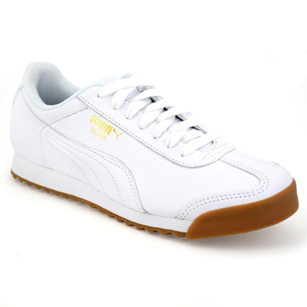 Tenis Puma Para Hombre 366408-01 Blanco  pum324  -   1 ecf5b0f8b3649