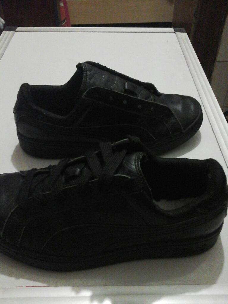 45c36c90 Cargando zoom... zapatos puma escolares niño 4 us 25 cm. Cargando zoom... zapatos  puma niño