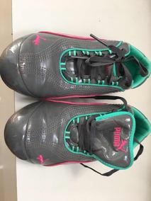 4b4e5be1 Zapatillas Puma Kiabi Nike - Zapatillas Puma de Mujer Verde en Mercado  Libre Argentina
