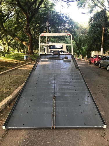 puma plataforma hidráulica agrale vw cargo dodge f100 v8