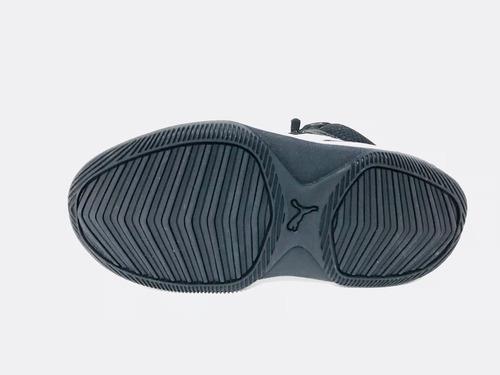 puma rebound street evo ps preescolar bota niño original